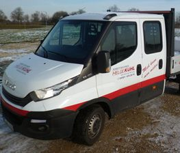 IVECO Daily Pritsche